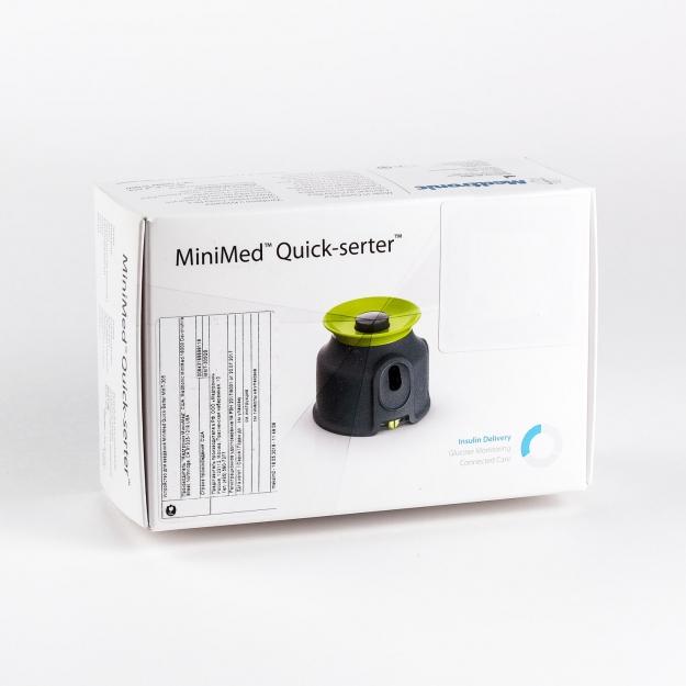 Устройство для введения катетера квик-сертер ММТ-305